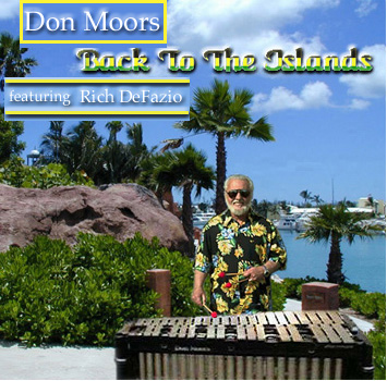 "Featured recording ""Back To The Islands"""
